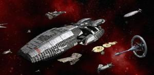Galactica Fleet 2