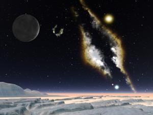 Galactic Vista