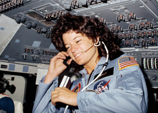 SALLY RIDE | Ultraphyte
