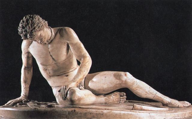 Dying Gaul 3
