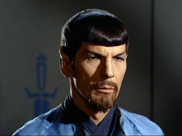 Evil Spock