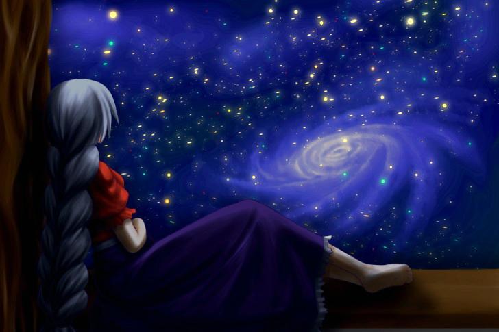 Girl-stars-anime