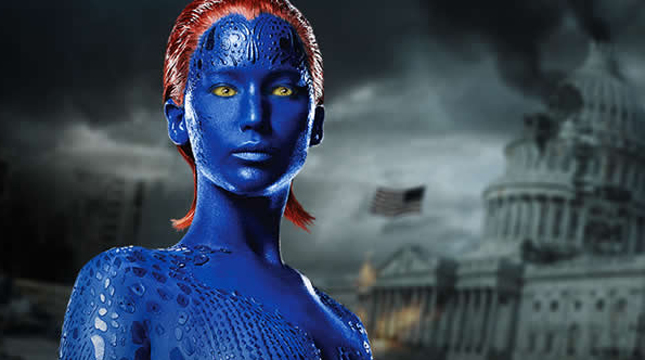 Future Past Mystique