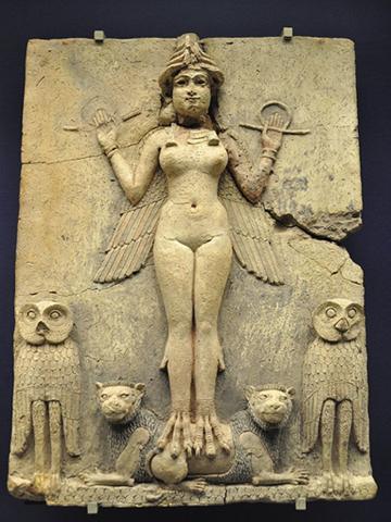 Lilith Babylon 1800
