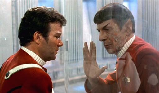 Spock's Farewell