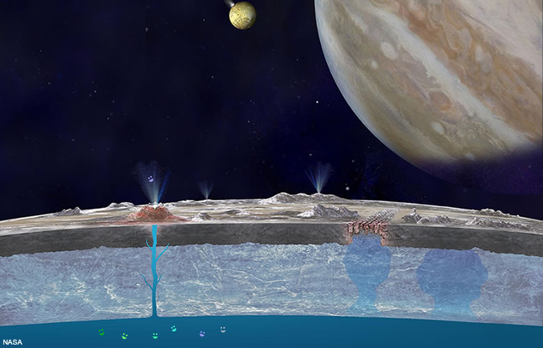 JPL life-on-europa