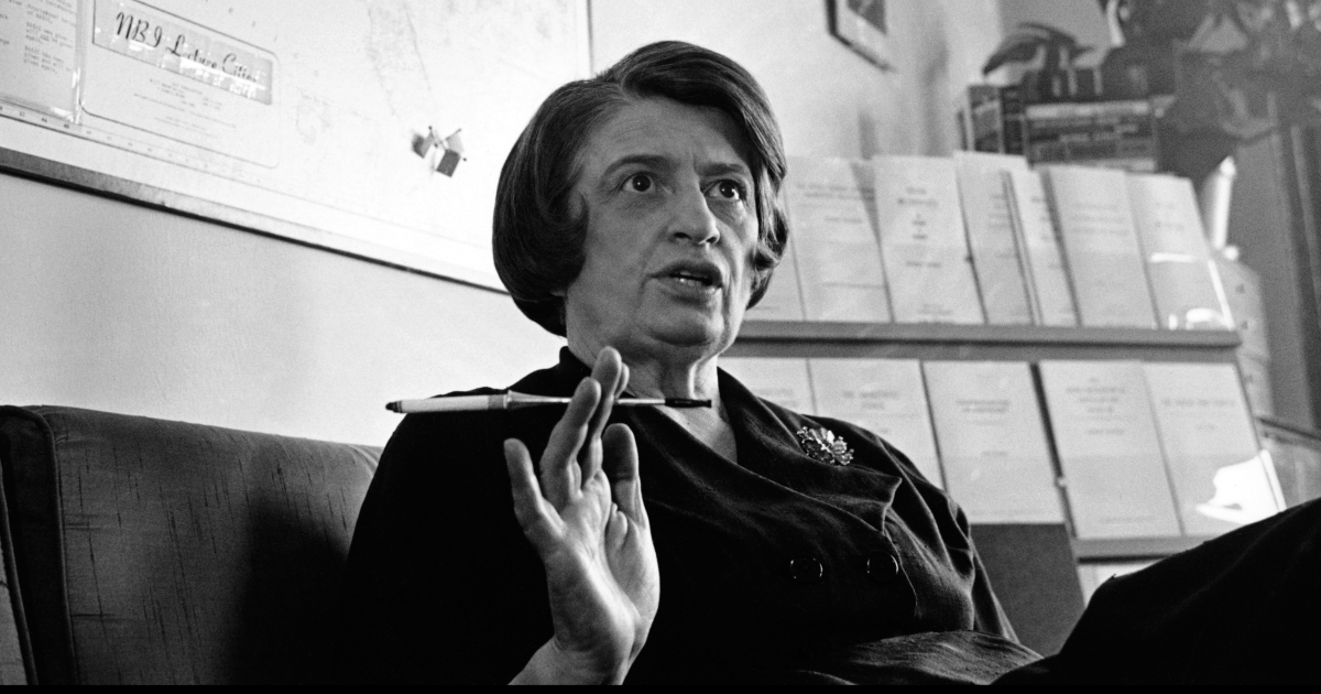 Ayn Rand, Cornell Cappa