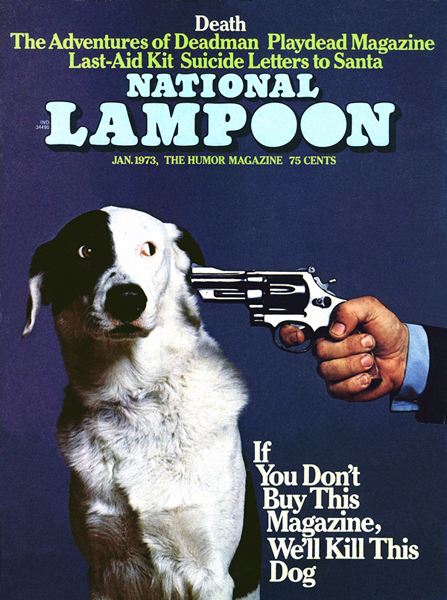Lampoon Dog